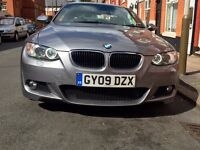 BMW 3 SERIES COUPE M-SPORT 320i AUTO
