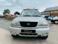 2003 Suzuki Grand Vitara 1.6 SE Estate 3dr SUV Petrol Manual