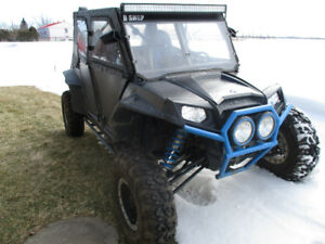 2013  RZR 4 900  JAGGED X SWAP YAMAHA APEX 1000
