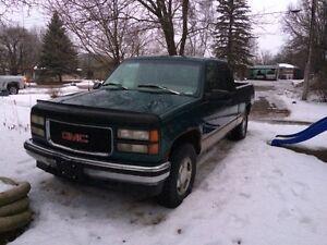 1996 GMC Sierra 1500 4X4