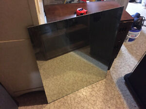 Vintage Mirror 1/4 inch thick glass