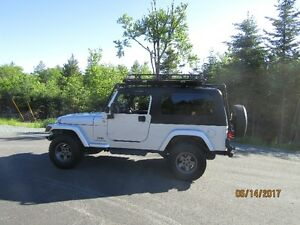 2006 Jeep LJ Unlimited