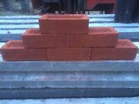 Cheap new bricks wienerberger Warnham red stock