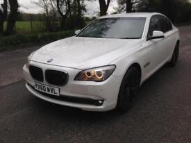 BMW 730 3.0TD AUTO D SE *SATNAV*NIGHT VISION*SOFT DOOR CLOSURE*LOADS OF EXTRAS