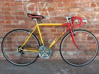 VINTAGE PEUGEOT ROAD RACING BIKE IDEAL STUDENT COMMUTER BICYCLE RETRO RACER