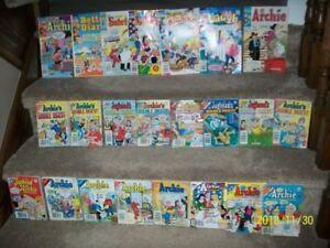 Archie comic books