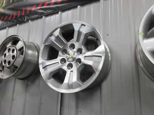 chevrolet 18'' wheels