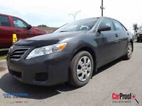 2010 TOYOTA CAMRY OUVERT 7 JOURS, GROUPE LE