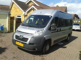 Autocruise JAZZ, 2012, Sleeps 2 with 4 Seat Belts, New Price £29500