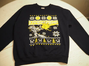 Dragon Ball Z Christmas Sweater