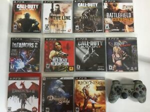 Call of Duty, Manette Camo, Lollipop Chainsaw…