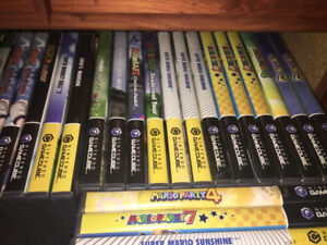 GAMECUBE * N64 * PLAYSTATION * XBOX AND MORE TRADE AVAILABLE