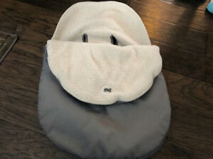 Jolly Jumper Cuddle Bag/ Car seat cover!