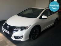 2015 HONDA CIVIC 1.6 i DTEC SR 5dr Estate