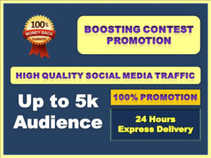 I Will Reach Contest Goal And Poll Survey Competition Audience