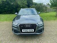 2012 Audi Q3 2.0 TDI QUATTRO S LINE 5d 175 BHP Estate Diesel Semi Automatic