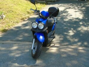 Yamaha YW 50 CC Mini Motorcycle For Sale