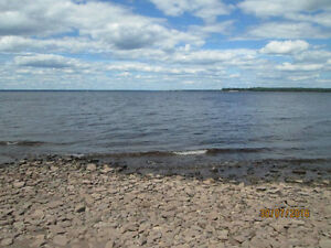 Beautiful Waterfront Acreage