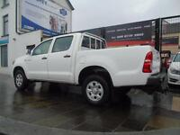 2013 Toyota Hilux 2.5 D-4D HL2 Crewcab Pickup 4WD 2dr