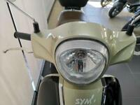 SYM FIDDLE III 125cc - WARRANTY UNTIL 2021