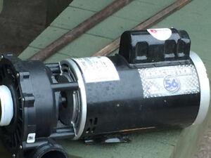 hottub motor