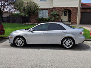 2006 MazdaSpeed6 for sale
