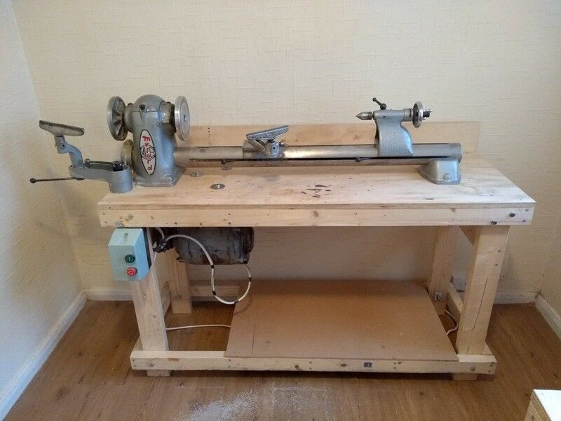 Myford Ml8 Wood Turning Lathe Accessories In Stockport