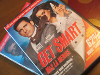 DVD, Movie - Get Smart