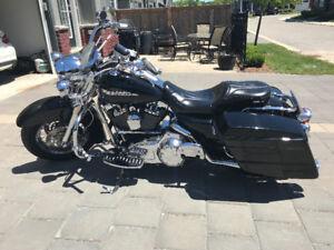 2007 Harley Davidson Road King