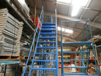 Assorted Rolling ladders