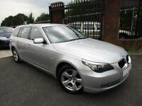 2007 BMW 5 Series 3.0 530d SE Touring 5dr 1 owner ex police fsh