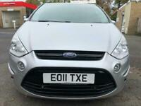Ford S-MAX 2.0TDCi ( 140ps ) 2010.5MY Zetec - 7 months mot - 7 seater