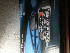 Uniden PC68LTD CB Radio