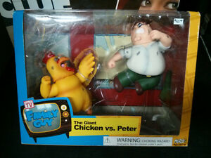Family Guy The Giant Chicken vs. Peter $40