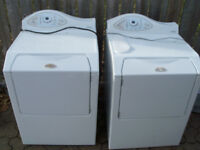 maytag front load very quite