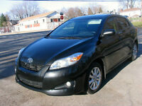 2009 Toyota Matrix Touring Package Hatchback
