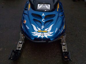 SKIDOO SUMMIT 500 L/C 1999 SNOWMOBILE FOR SALE Prince George British Columbia image 2