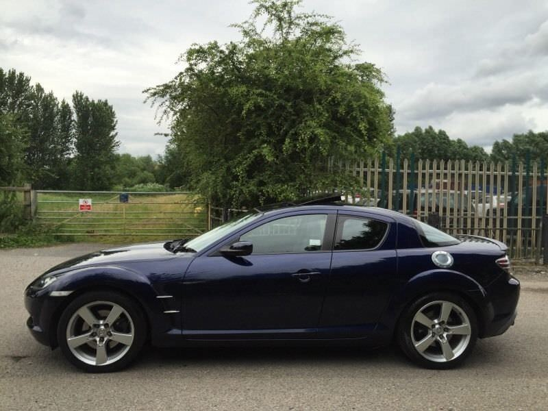 Mazda rx8 AUTO Gearbox very rear