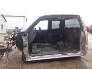 Extended Cab for 99-06 Chevy / GMC with Passenger Side Doors London Ontario image 1
