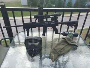 Paint ball tippmann sniper