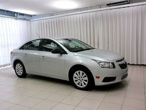 2011 Chevrolet Cruze 1.8L SEDAN 6sp MANUAL, ONE OWNER TRADE IN S