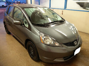 2011 Honda Fit LX Hatchback | SAFETY AND E-TESTED