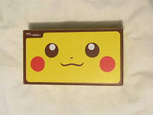 Nintendo 2ds xl Pikachu Edition (Brand New)