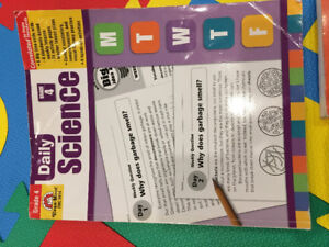 DAILY SCIENCE GRADE 4 WORKBOOK USED