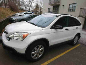 2008 Honda CR-V Ex 2.4L well maintained vehicle