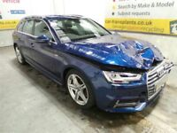 Audi A4 S Line B9 Complete Frontend Needed