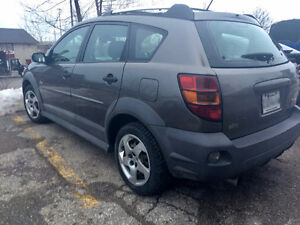 2004 Pontiac Vibe 4WD Automatic Equiped