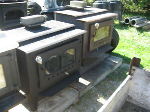 Large  Wood Stoves  Woodstoves   KW