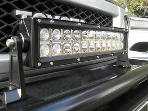 """Leduc LED Light Bar 21"""" Road Lamp Spot Flood Combo"""