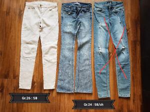 Jeans et pantalon